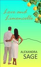 Love & Limoncello by Alexandra Sage