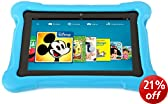 "Kindle FreeTime Child-Proof Case for Kindle Fire HDX 7"" Blue (does not fit Kindle Fire HD, Kindle Fire HDX 8.9"" or any previous generation model)"