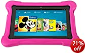 "Kindle FreeTime Child-Proof Case for Kindle Fire HDX 7"" Pink (does not fit Kindle Fire HD, Kindle Fire HDX 8.9"" or any previous generation model)"