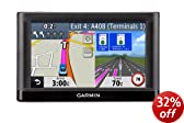 "Garmin nuvi 52LM 5"" Sat Nav With UK and Ireland Maps and Free Lifetime Map Updates"