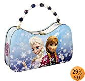 The Tin Box Company Disney Frozen Scoop Carry All Tin