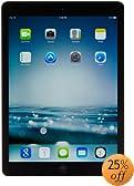 Apple iPad Air MD785LL/A (16GB, Wi-FI, Black with Space Gray)
