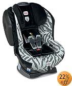 Britax Advocate G4 Convertible Car Seat, Zebra
