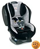 Britax Advocate G4 Convertible Car Seat, Silver Diamonds
