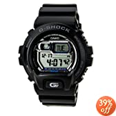 G-Shock GBX-6900B-1 GBX-6900 Bluetooth Edition Men's Stylish Watch - Black / One Size
