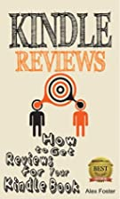 Kindle Reviews: How to Get Reviews for Your…