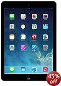 Apple iPAD Air 128GB Wifi & Cellular ( 4G ) Space Grey ME987B/A