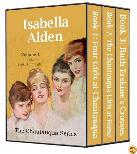 The Chautauqua Series Book Bundle, Books 1-3 (The Chautauqua Books)