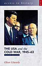Access to History: The USA & the Cold War…