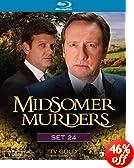 Midsomer Murders, Set 24 [Blu-ray]