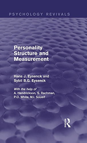 personality-structure-and-measurement-psychology-revivals
