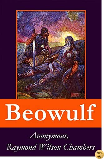 TBeowulf: complete bilingual edition including the original anglo-saxon edition + 3 modern english translations + an extensive study of the poem + footnotes, index and alphabetical glossary
