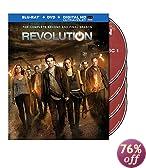 Revolution: Season 2 (Blu-ray/DVD Combo)