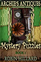 Archie's Antiques Mystery Puzzles: Book…
