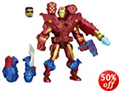 Marvel Super Hero Mashers Electronic Iron Man Figure
