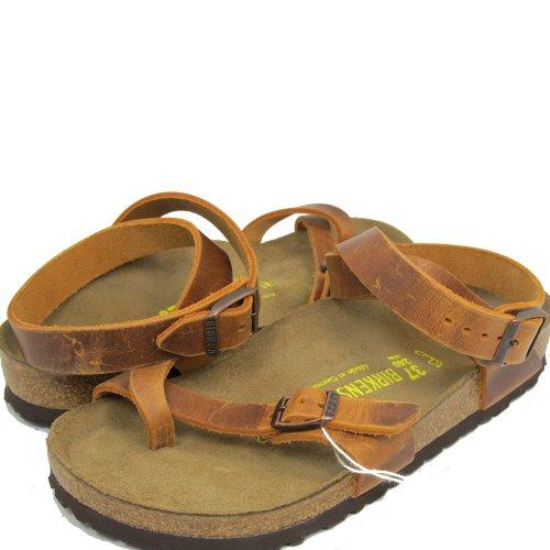 拖鞋yara古董棕色/深棕色