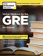 Verbal Workout for the GRE, 5th Edition…