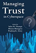 Managing Trust in Cyberspace by Sabu M.…