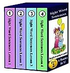 Sight Word Sentences Set 2 - Lessons 1-4: 4…