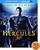 Legend of Hercules [Blu-ray]