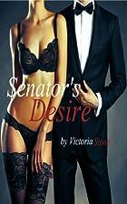 Senator's Desire by Victoria Stone