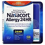 Select Allegra 24 Hour or Nasacort, $17.99