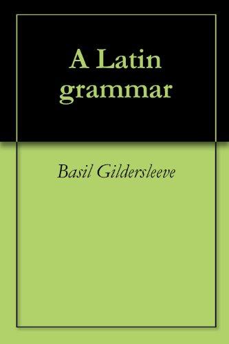 a-latin-grammar