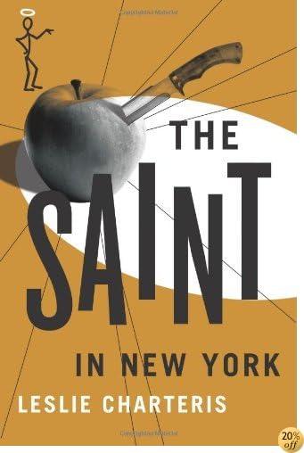 TThe Saint In New York (The Saint Series)