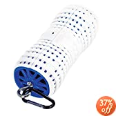 BOSS Marine MRBT200 Bluetooth Enabled Portable IPX4 Water Resistant Speaker (Blue)
