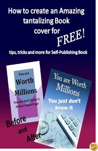 How to create Amazing tantalizing Book cover: tips, tricks for Self-Publishing Book