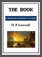The Book by H. P. Lovecraft