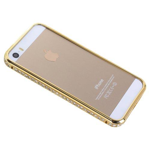 苹果iphone5钻石边框