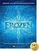 Hal Leonard Frozen Big Note Piano Songbook