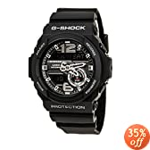 G-Shock Men's GA310 Classic Series Quality Watch - Black / One Size