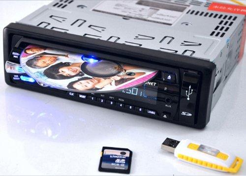 车载dvd播放机接线图
