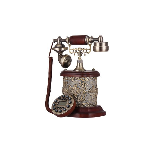 复古电话机欧式
