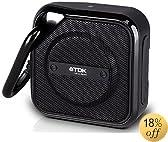 TDK A12 TREK Micro NFC Bluetooth Portable Mini Wireless Outdoor Speaker - Black
