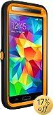 Otterbox [Defender Series] Samsung Galaxy S5 Case - Retail Packaging Protective Case for Galaxy S5  - Max 5 Blaze (Blaze Orange/Black/Max 5 Design)