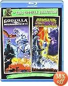 Godzilla Vs. Mechagodzilla II / Godzilla Vs. Spacegodzilla - Set [Blu-ray]