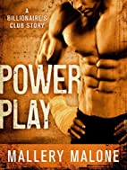 Power Play (The Billionaire's Club: New…
