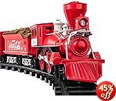 Lionel Trains Coca-Cola Holiday G-Gauge Train Set