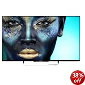Sony KDL55W829B 55-inch Widescreen Full HD 1080p Smart 3D TV with Freeview HD - Black (discontinued by manufacturer)