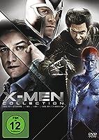 X-men Collection 1-6 (X-Men, X2: X-Men…