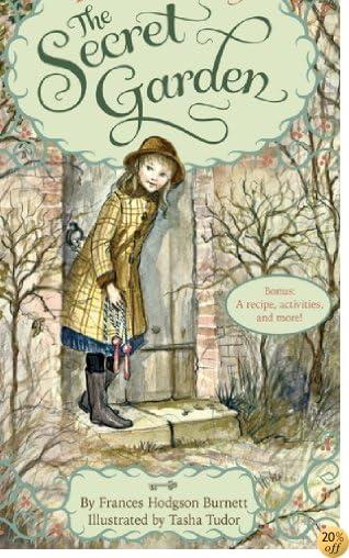 TTHE SECRET GARDEN (The Illustrated Children's Classic)