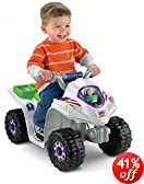 Fisher-Price Power Wheels Disney Pixar Toy Story Lil Quad