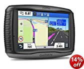 """Garmin zumo 590LM 5"""" Motorbike Sat Nav with UK and Full Europe Maps, Free Lifetime Map Updates and Bluetooth"""