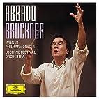 Claudio Abbado conducts Bruckner (Coffret 5…