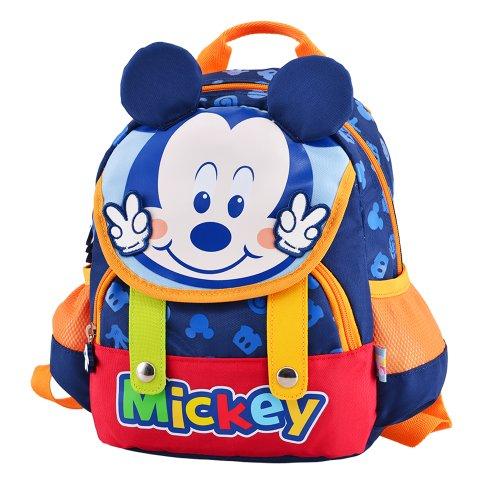 disney 迪士尼 幼儿园书包宝宝卡通双肩儿童背包可爱1