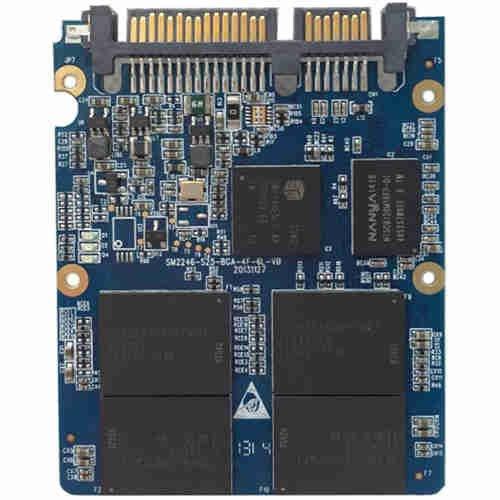 捷速优ssd固态硬盘内部电路板