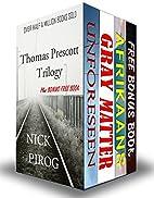 UN-GRAY-KAANS: Thomas Prescott boxed set by…